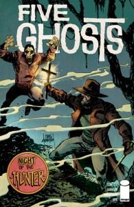 Preview/Review - Five Ghosts #14 - Gray vs Van Helsing!