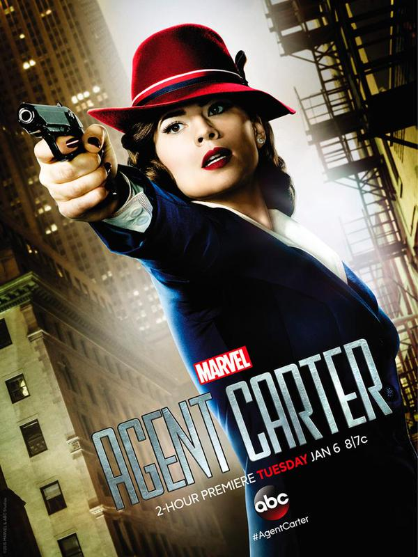 Agent Carter Episode 1 Sneak Peak!
