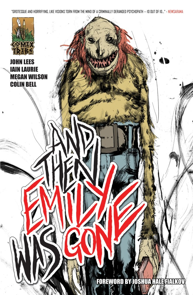 """""""And Then Emily Was Gone"""" Concludes! Hits Shelves 12/17!"""