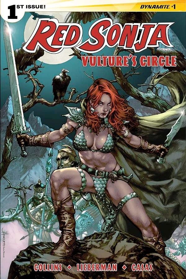 Red Sonja: Vulture's Circle brings Red Sonja out of retirement