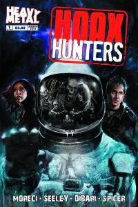 Hoax Hunters Vol 4 #1 - This March! Pre-Order Now!