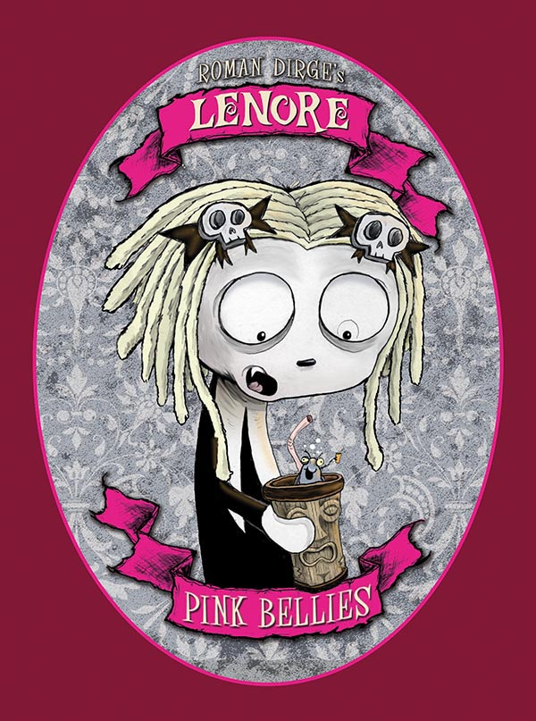 Titan brings us the 6th Lenore collection! Pink Bellies!