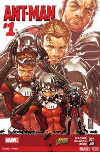 Ant-Man #1 Review - Is 2015 the Year of the Ant?