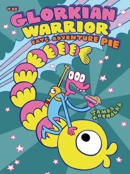 The Glorkian Warrior is Back, Kids!