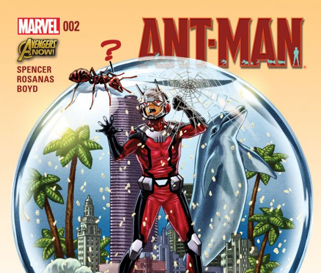 Ant-Man Issue 2 Review - Great New Solo Series!