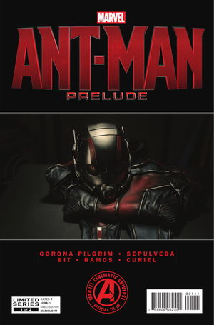Ant-Man Prelude #1 Review