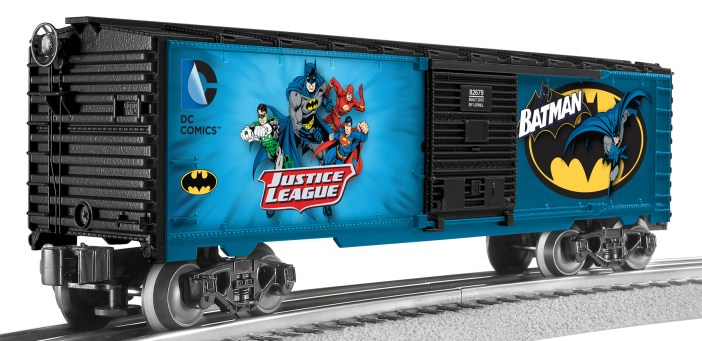 Batman Boxcar TO BE RELEASED