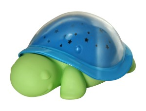 Cloud b Super Max the Turtle-blue