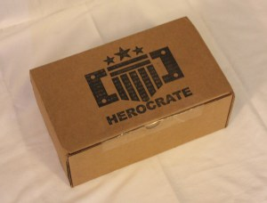 My First HeroCrate! Crate #7 February '15