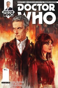 "The Twelfth Doctor ""Swords of Kali"" Arc Goes Out with a Bang"