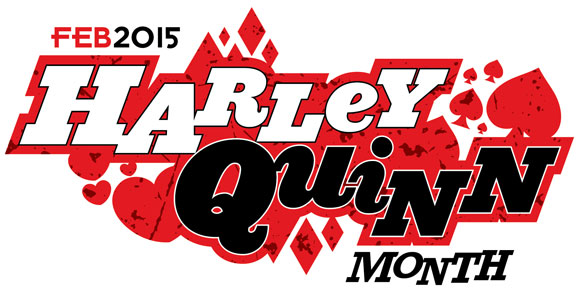 DC Comics Proclaims February Harley Quinn Month!