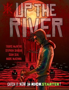 Up the River #1 from Source Point Press