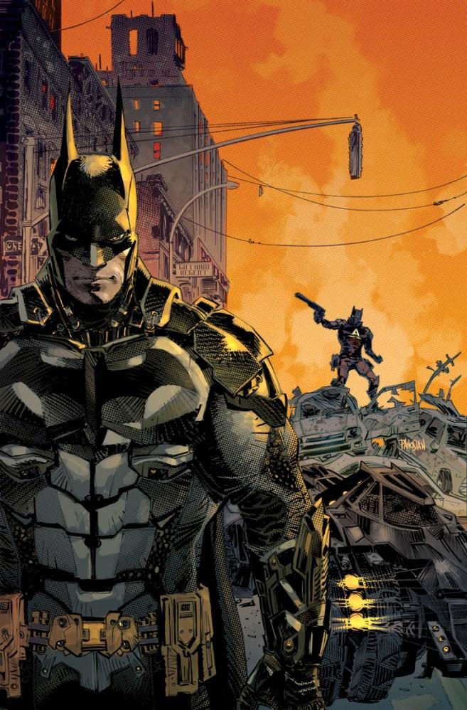 Review: Batman: Arkham Knight #1