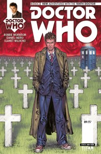 Doctor Who: A Tax Day Bonus From Titan Comics