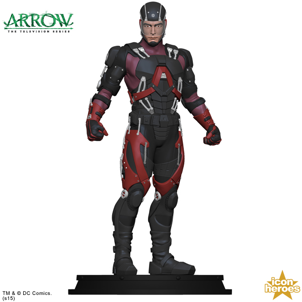 Icon Heroes Announces - The Atom Statue Paperweight
