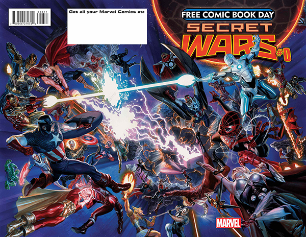Threat Level: WEDNESDAY!!!!  Secret Wars #0 & #1 Reviews...complete with DEATH-LIST!!!!!