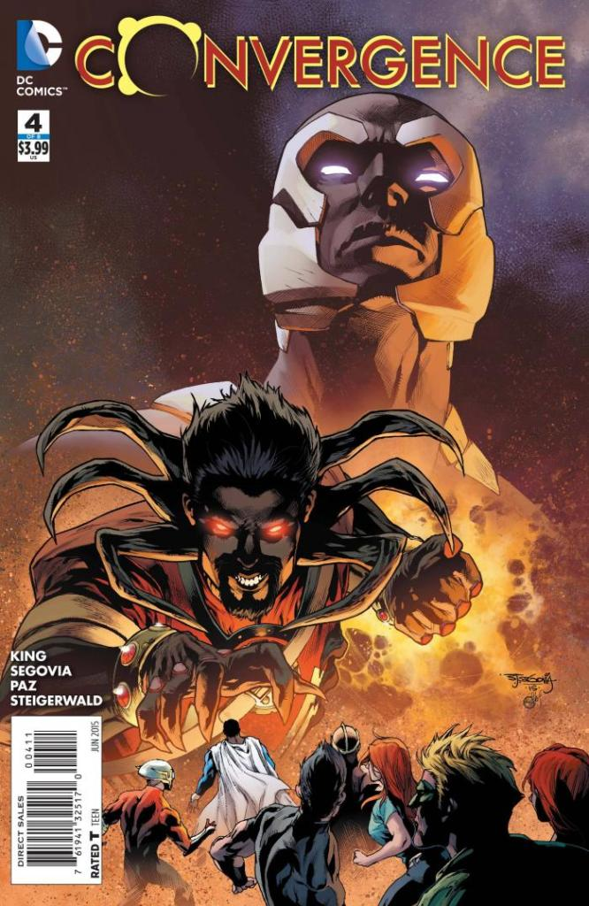 Threat Level: WEDNESDAY!!! - All Convergence Week 4 Reviews