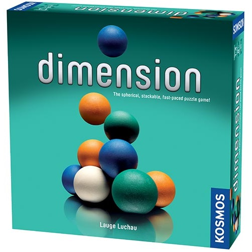 Dimension - A Cool Puzzle Game for the Cerebral Set
