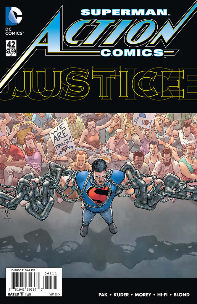 Review: Action Comics Issue 42
