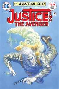 Justice Inc - The Avenger #1 Preview - Review