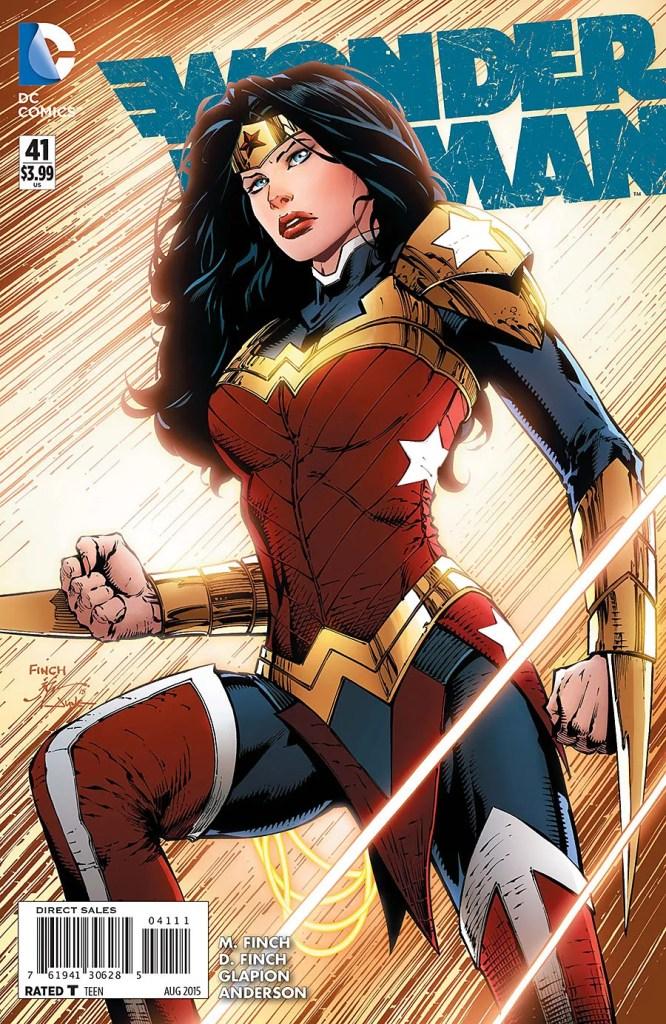 Wonder Woman 41 review - To Balance Wonder