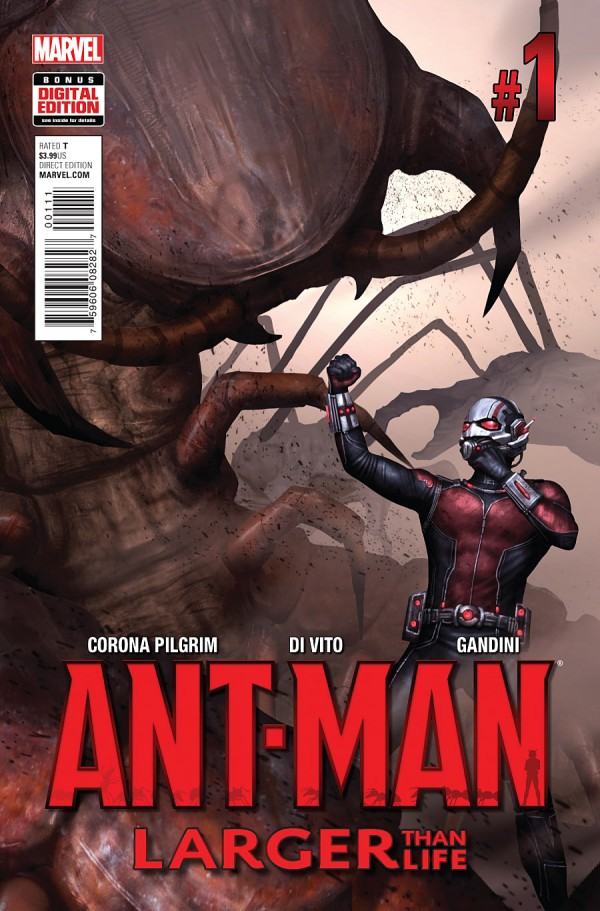 Ant-Man Larger Than Life - Entertainingly Staged & Wonderfully Bright