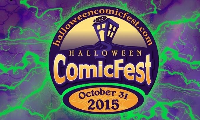 Halloween Comic Fest! - Fourth Annual Halloween Fest Announced