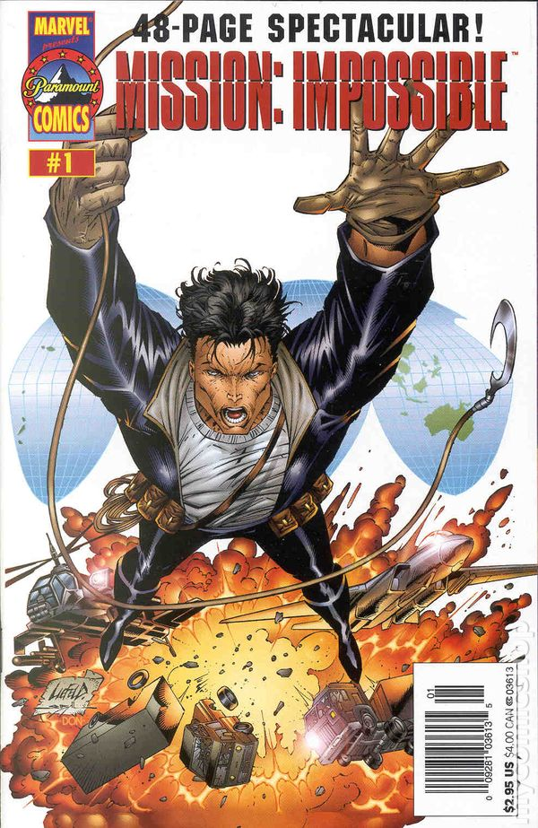 Image result for mission impossible comics