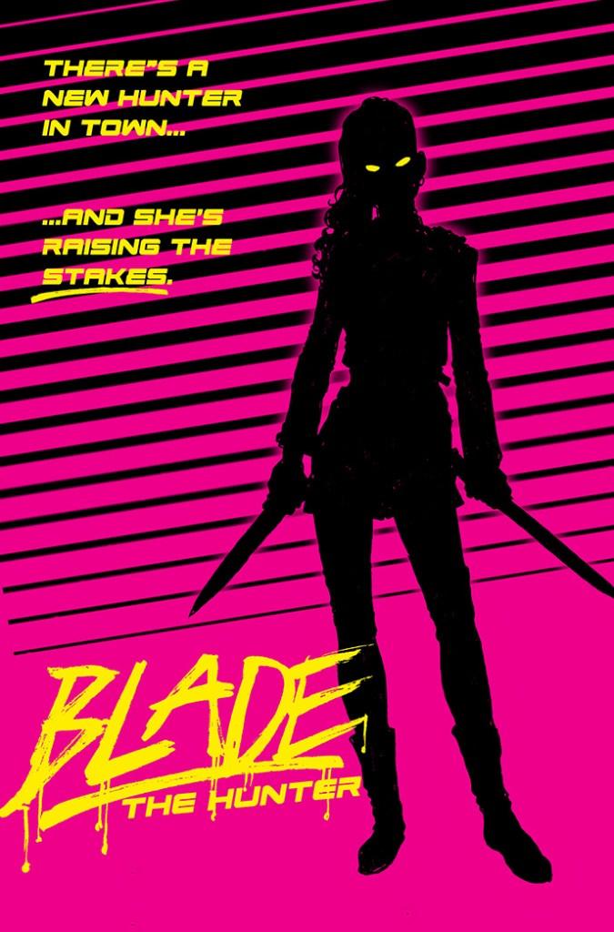 Marvel and Tim Seeley Gender Flip Blade?