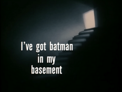 I've Got Batman In My Basement. - Batman: The Animated Series Review