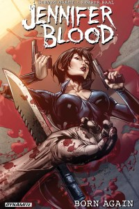Preview: Jennifer Blood - Born Again
