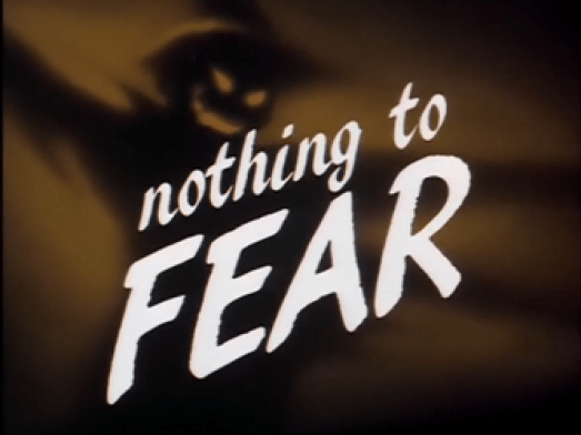 """""""Nothing to Fear"""" Batman: The Animated Series"""