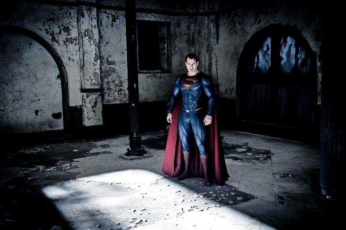 Batman v. Superman Photos Released via Empire!