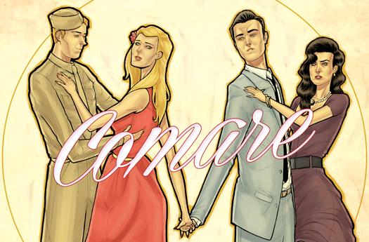 Comare - A Tragic Romance in Six Parts