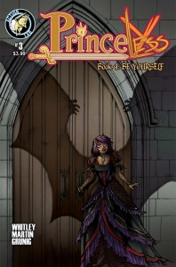 Princeless: Be Yourself #3 Preview/Review