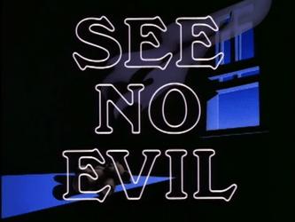 """See No Evil"" - Batman: Animated Continues"
