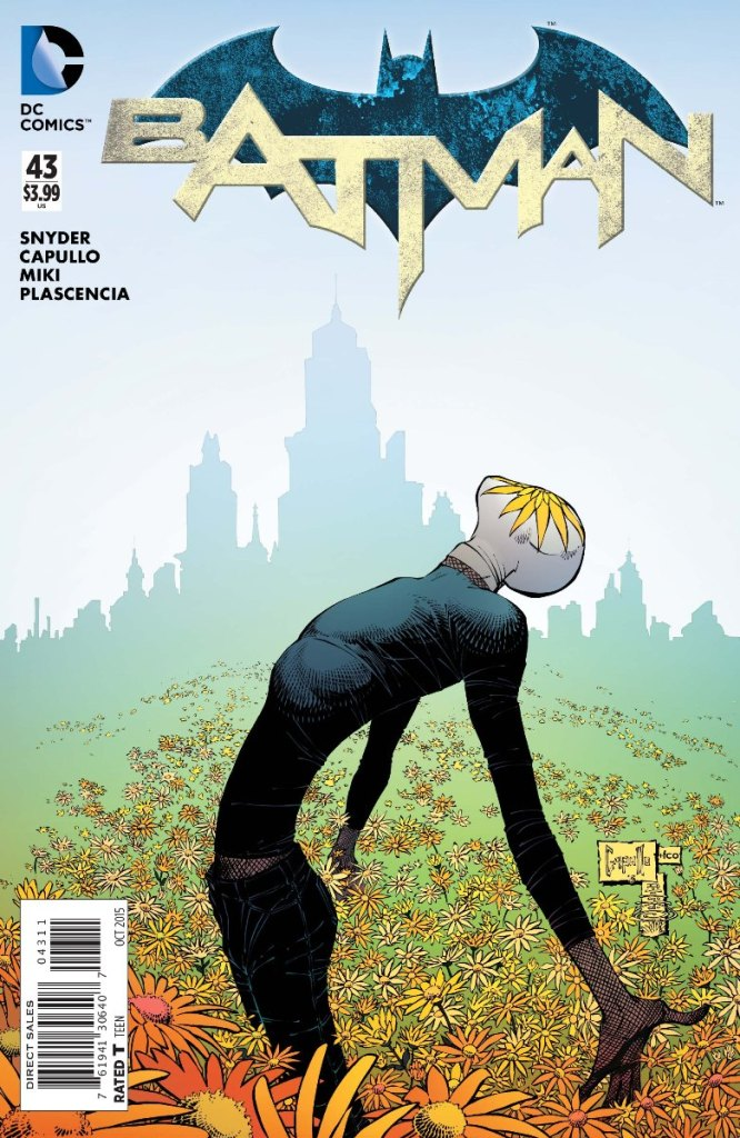 Batman 43 Review - Who is Mr. Bloom?