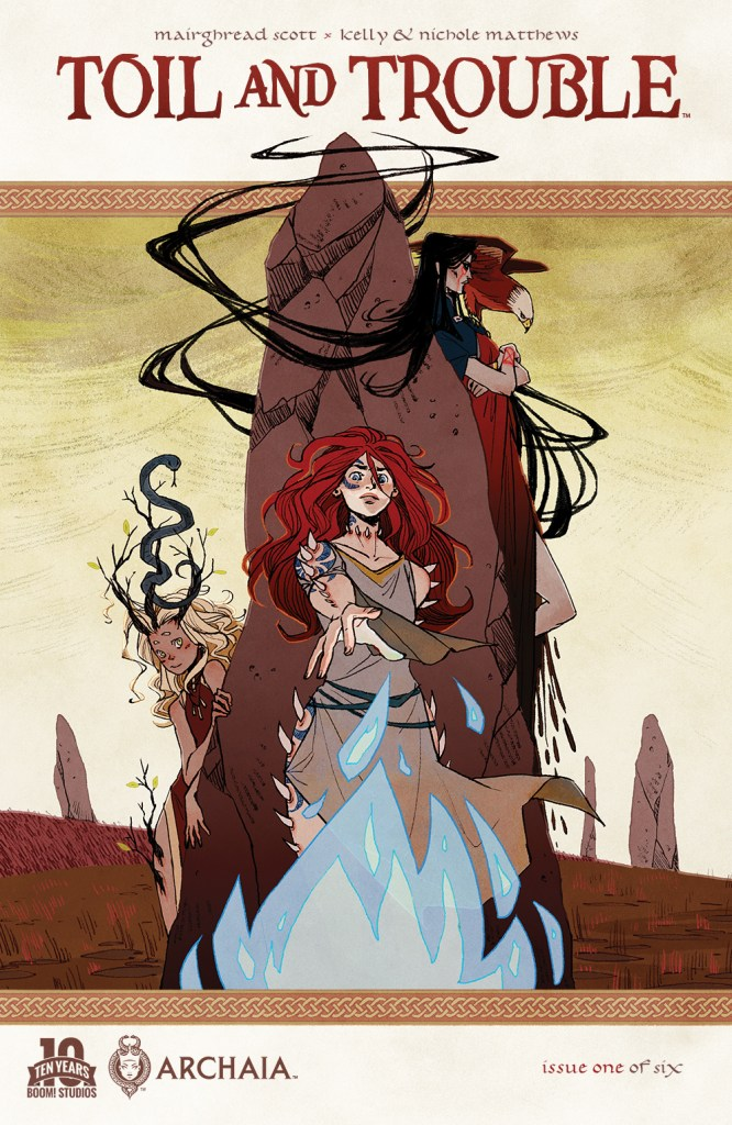 Archaia's Toil and Trouble - Macbeth from a different point of view