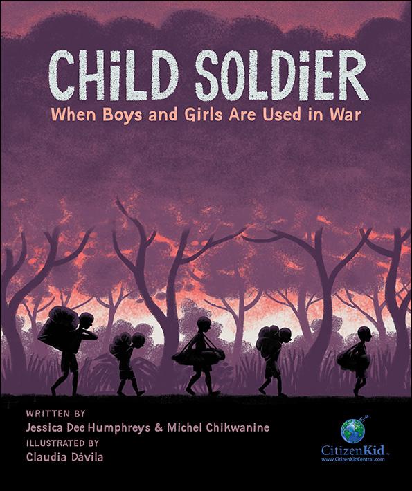 Child Soldier tells a survivor's story