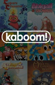 KaBoom! Comics for Trick-or-Treaters?
