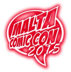 Malta Comic Con 2015 Logo