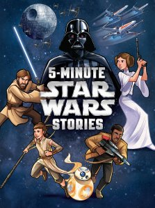 5-Minute Star Wars Stories! Perfect for your little Padawan?