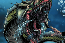 Escape From Monster Island! Zenescope Brings Monster Action!
