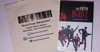 The Fifth Beatle - The Brian Epstein Story and What'cha Reading Tote Giveaway!