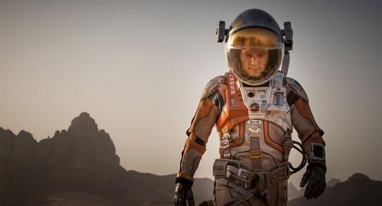 Fun in a Bottle: Sir Ridley Scott's The Martian