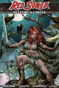 Red Sonja Vulture's Circle Trade - In Stores 1/6/2015