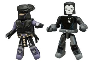 Ninjak/Shadowman Minimates Two-Pack