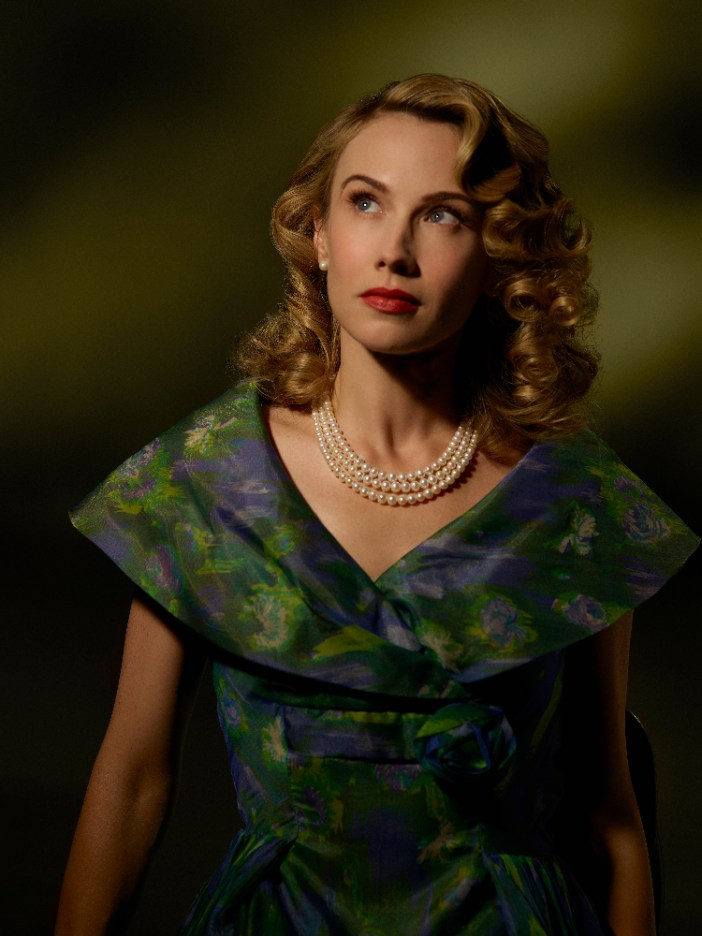 "MARVEL'S AGENT CARTER - ABC's ""Marvel's Agent Carter"" stars Wynn Everett as Whitney Frost. (ABC/Bob D'Amico)"