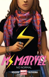 Dwayne McDuffie Award Goes To... Ms Marvel!