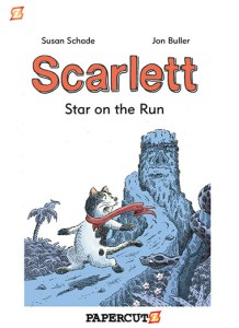 Papercutz's Scarlett: A Star on the Run is an all-ages animal adventure!